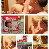 Sing Alongs & Chants for Little Ones with Huggies Snug & Dry Ultra Diapers at Walmart #SnugDryUltra #Ad