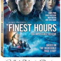 The Finest Hours - title
