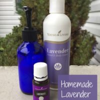 Young Living Lavender Lotion