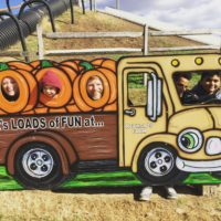 Loads of Fun at Reynold's Farm & Pumpkin Patch