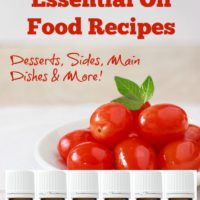 Young Living Essential Oil Food Recipes