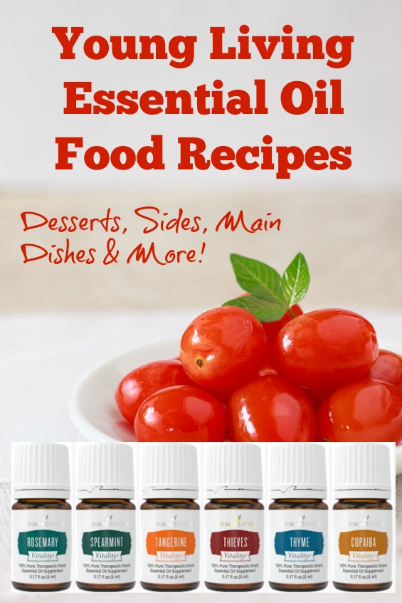 Young living essential oil food recipesg young living essential oil food recipes forumfinder Image collections