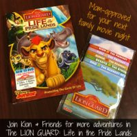 NEW LION GUARD DVD: Life in the Pridelands #DisneyJunior