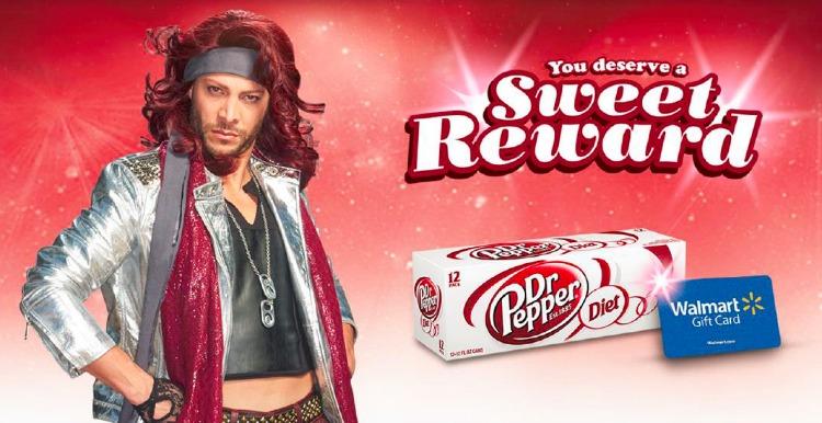Dr. Pepper Sweet Rewards