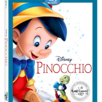 Pinocchio Signature Collection on Digital HD and Disney Movies Anywhere