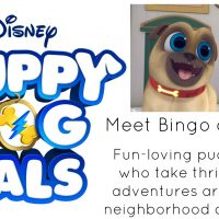Disney Junior: PUPPY DOG PALS review and Activity Sheets #PuppyDogPalsEvent