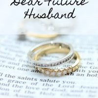 Protected: To My Future Husband