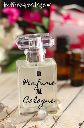 DIY Perfume Spray with Essential Oils - Debt Free Spending